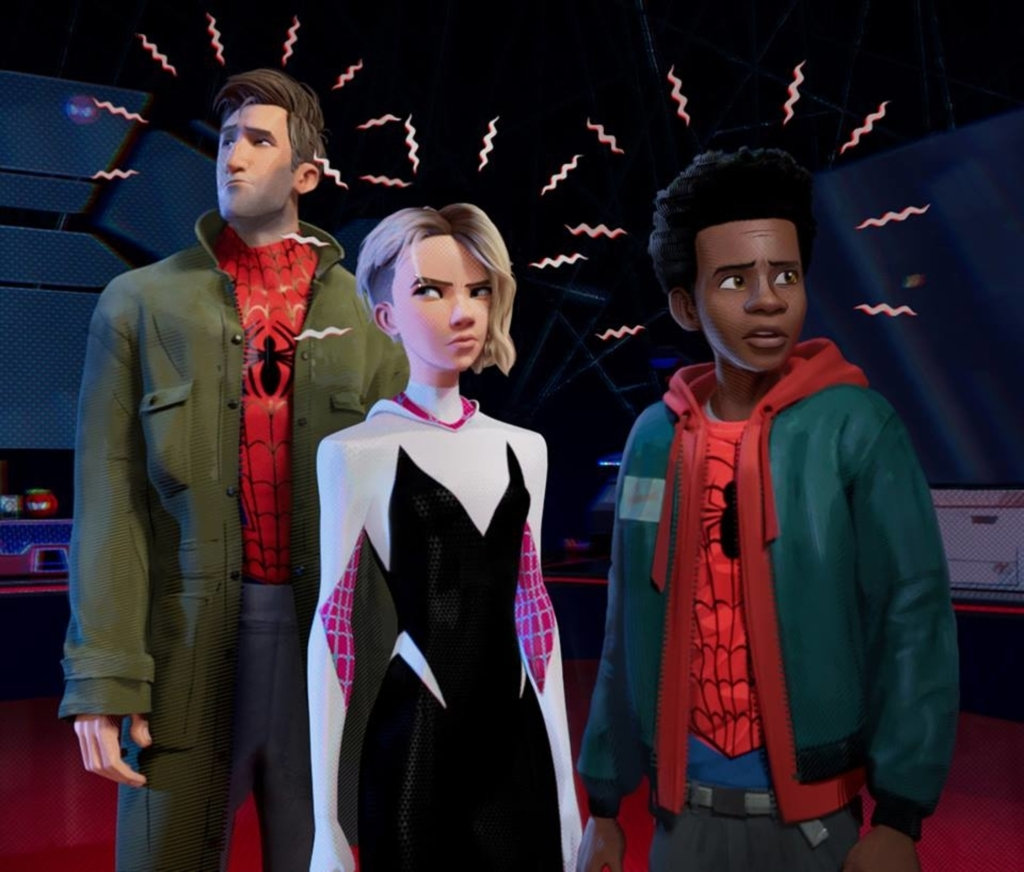 Spider-Man and the multiverse still