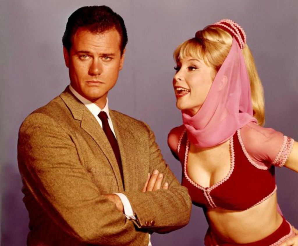 I dream of Jeannie cover